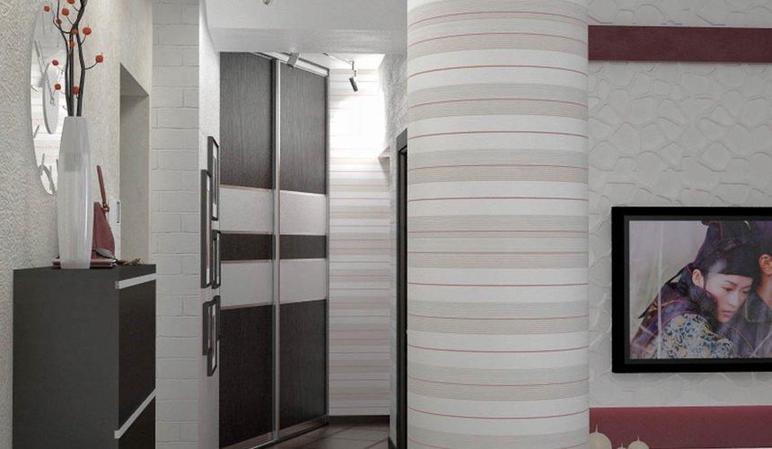 Дизайн интерьера и ремонт трехкомнатной квартиры по ул. Попова 33а 53