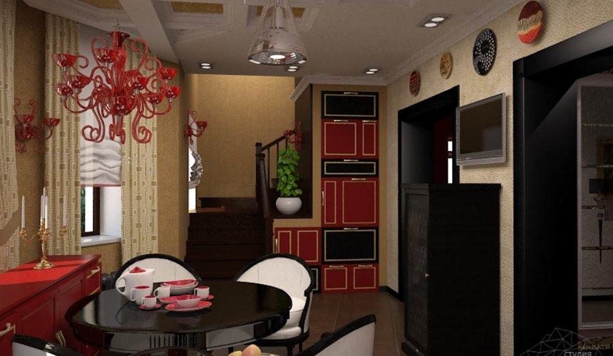 Дизайн интерьера коттеджа первого этажа по ул. Урожайная 17 15