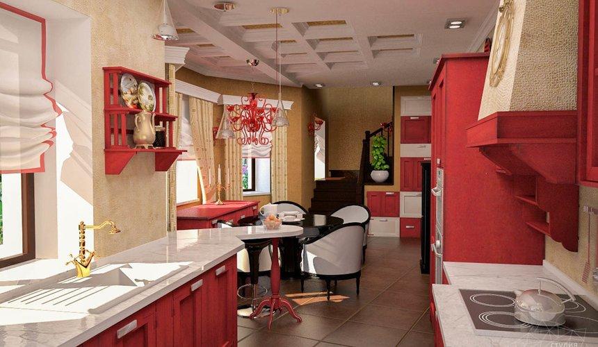 Дизайн интерьера коттеджа первого этажа по ул. Урожайная 17 13