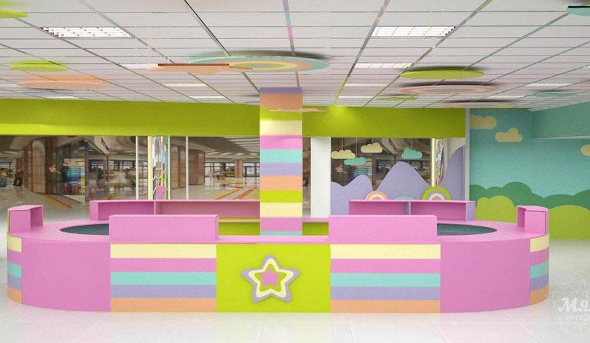 Дизайн интерьера и ремонт детского гипермаркета по ул. Щербакова 4 50