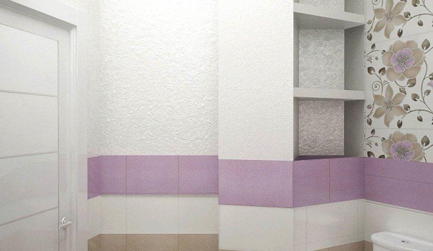 Дизайн интерьера и ремонт трехкомнатной квартиры по ул. Чкалова 124 64