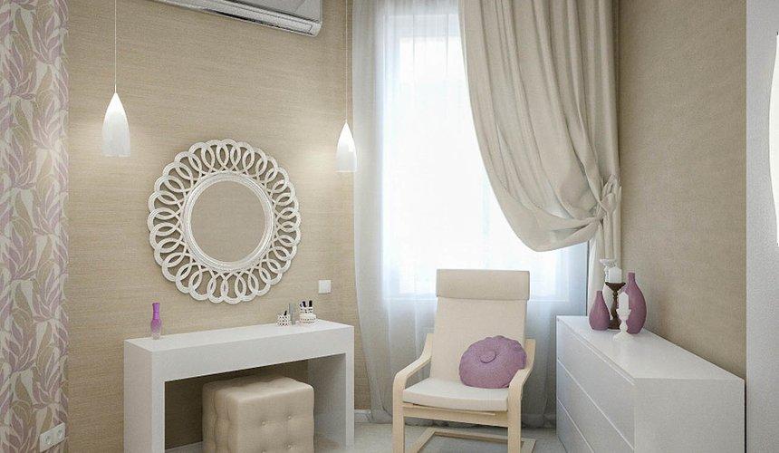 Дизайн интерьера и ремонт трехкомнатной квартиры по ул. Чкалова 124 72