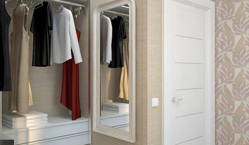 Дизайн интерьера и ремонт трехкомнатной квартиры по ул. Чкалова 124 69