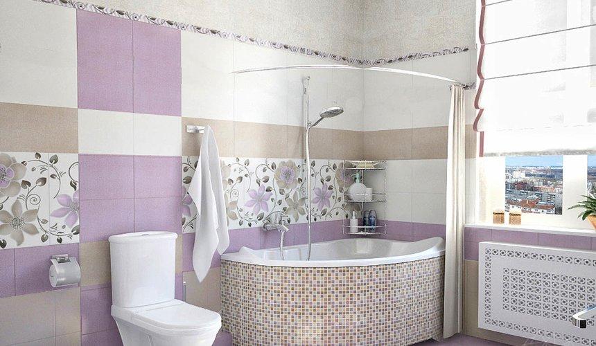 Дизайн интерьера и ремонт трехкомнатной квартиры по ул. Чкалова 124 75