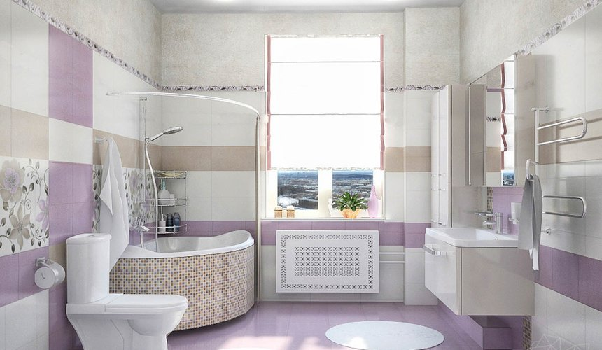 Дизайн интерьера и ремонт трехкомнатной квартиры по ул. Чкалова 124 76
