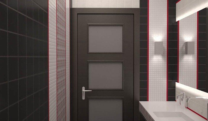 Дизайн интерьера трехкомнатной квартиры по ул. Папанина 18 26