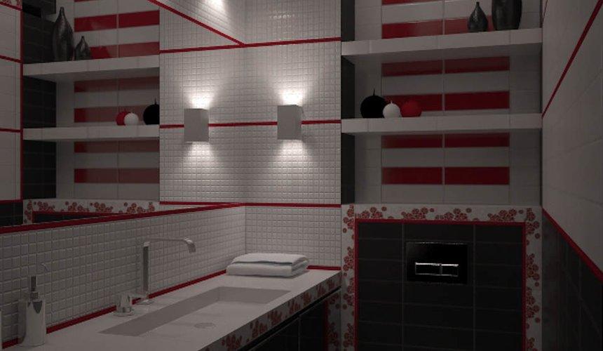 Дизайн интерьера трехкомнатной квартиры по ул. Папанина 18 28