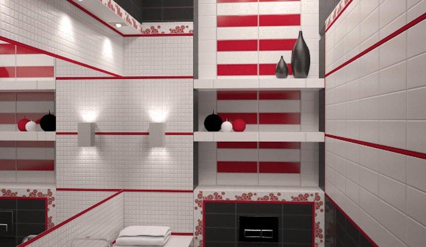 Дизайн интерьера трехкомнатной квартиры по ул. Папанина 18 29