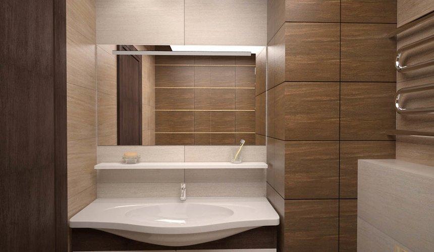 Дизайн интерьера двухкомнатной квартиры по ул. Комсомольская 14 18