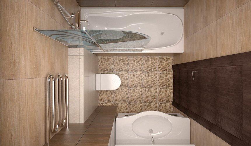 Дизайн интерьера двухкомнатной квартиры по ул. Комсомольская 14 20