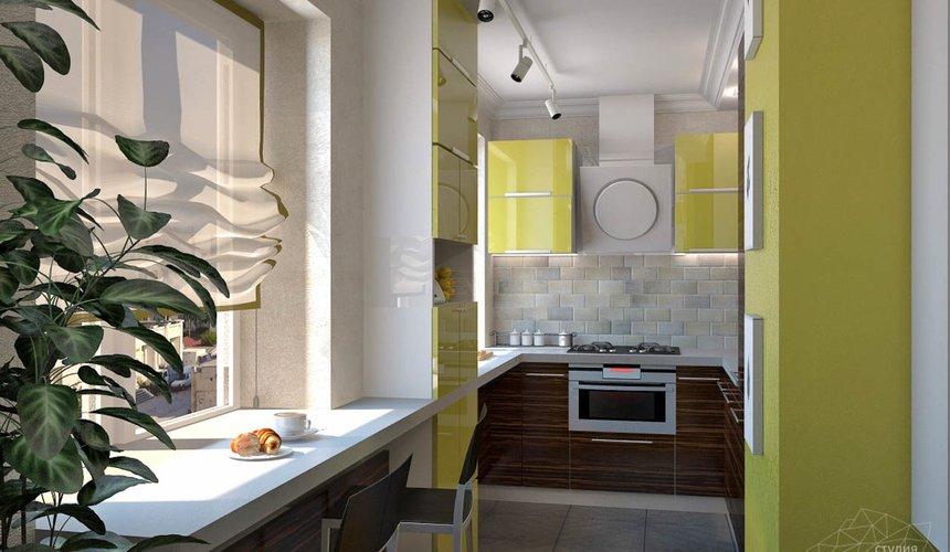 Дизайн интерьера двухкомнатной квартиры по ул. Комсомольская 14 8