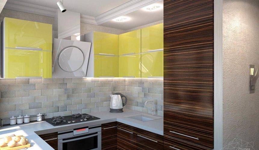 Дизайн интерьера двухкомнатной квартиры по ул. Комсомольская 14 9