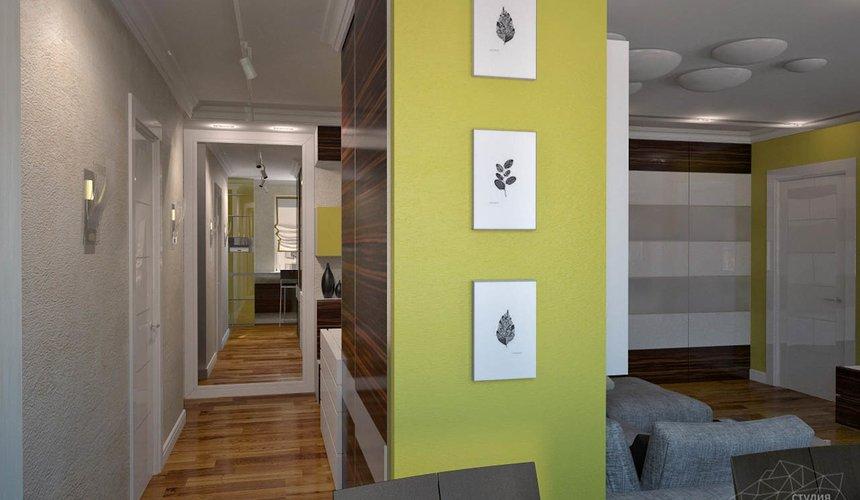 Дизайн интерьера двухкомнатной квартиры по ул. Комсомольская 14 11