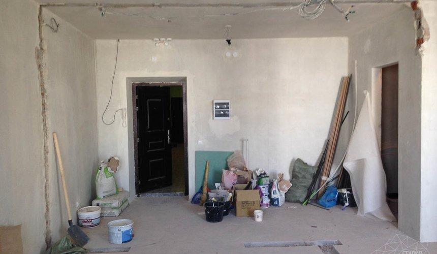 Дизайн интерьера и ремонт однокомнатной квартиры по ул. Хохрякова 43 29