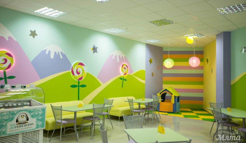 Дизайн интерьера и ремонт детского гипермаркета по ул. Щербакова 4 16