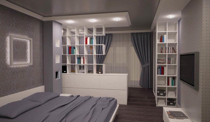 Дизайн интерьера однокомнатной квартиры по ул. Посадская 34 16