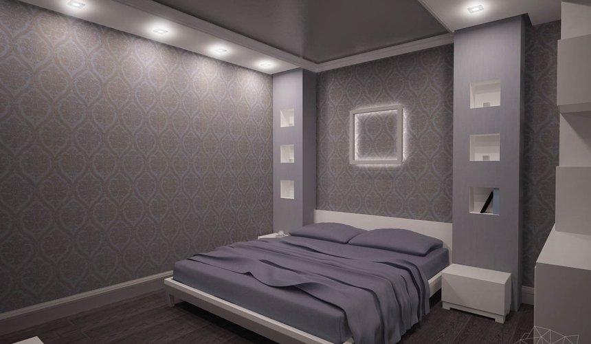 Дизайн интерьера однокомнатной квартиры по ул. Посадская 34 17