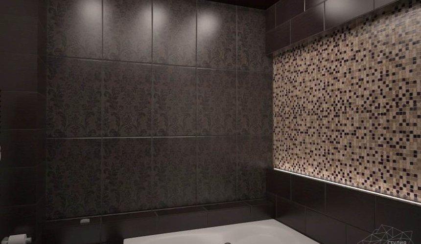 Дизайн интерьера однокомнатной квартиры по ул. Посадская 34 10