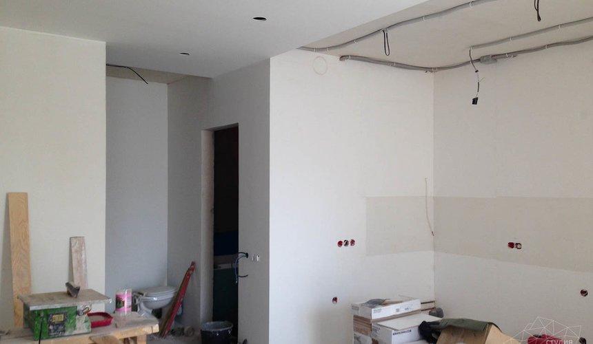 Дизайн интерьера и ремонт однокомнатной квартиры по ул. Хохрякова 43 41