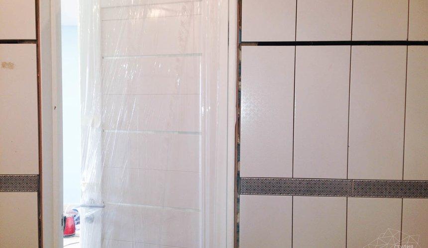 Дизайн интерьера и ремонт однокомнатной квартиры по ул. Сурикова 53а 58