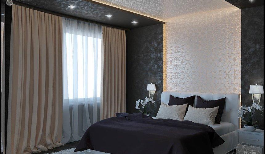 Дизайн интерьера и ремонт трехкомнатной квартиры по ул. 8 Марта 190 25