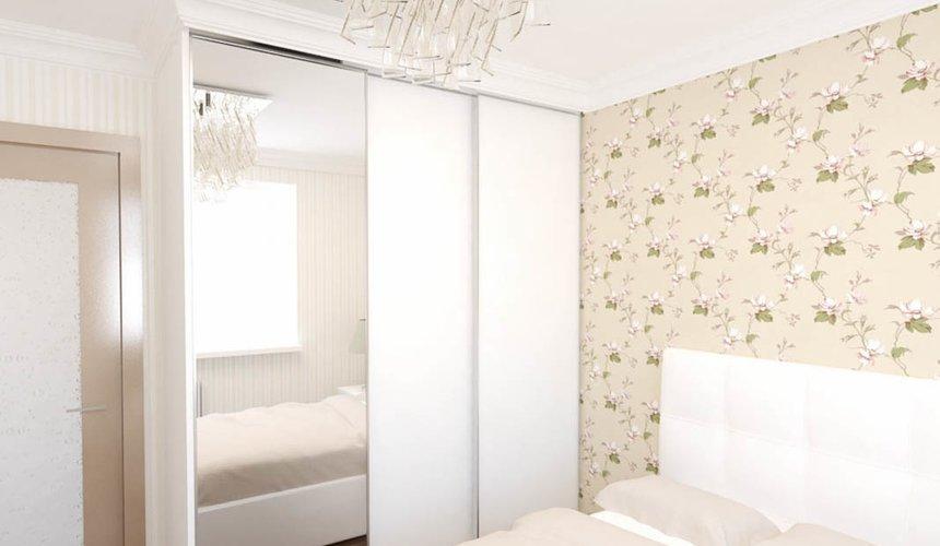 Дизайн интерьера и ремонт однокомнатной квартиры по ул. Бажова 134 18