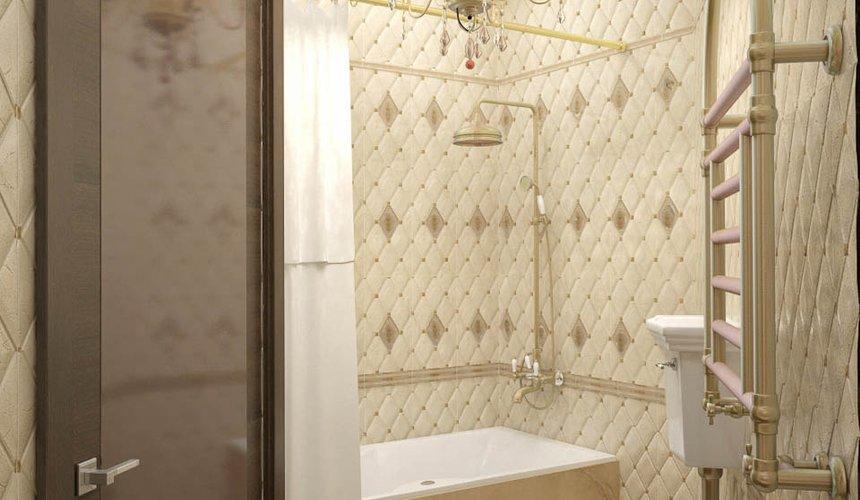 Дизайн интерьера и ремонт трехкомнатной квартиры по ул. 8 Марта 190 32
