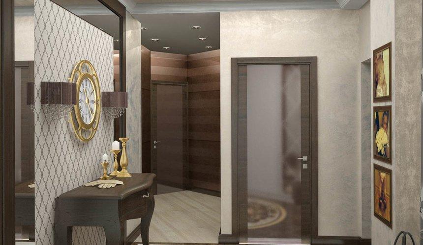 Дизайн интерьера и ремонт трехкомнатной квартиры по ул. 8 Марта 190 20