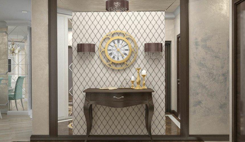 Дизайн интерьера и ремонт трехкомнатной квартиры по ул. 8 Марта 190 21