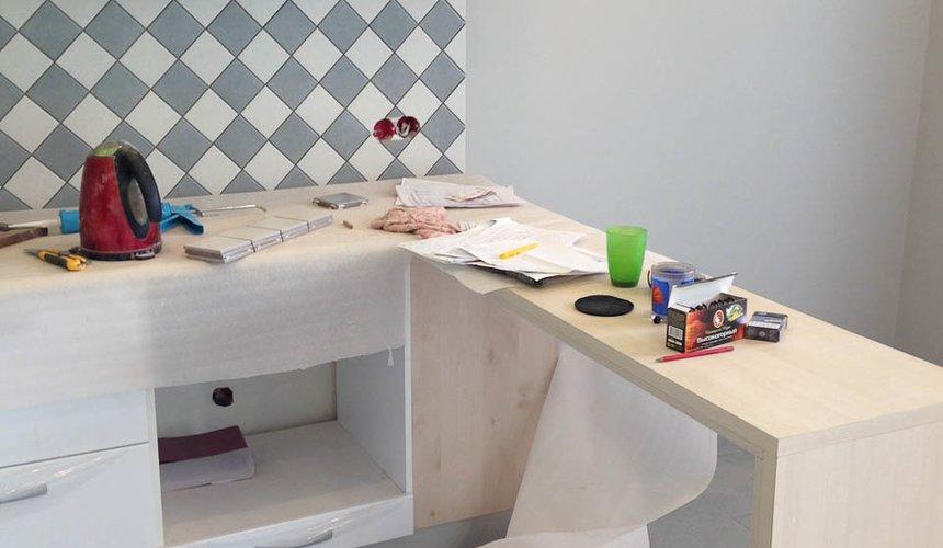 Дизайн интерьера и ремонт однокомнатной квартиры по ул. Хохрякова 43 61