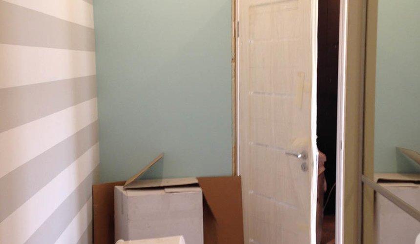 Дизайн интерьера и ремонт однокомнатной квартиры по ул. Хохрякова 43 66