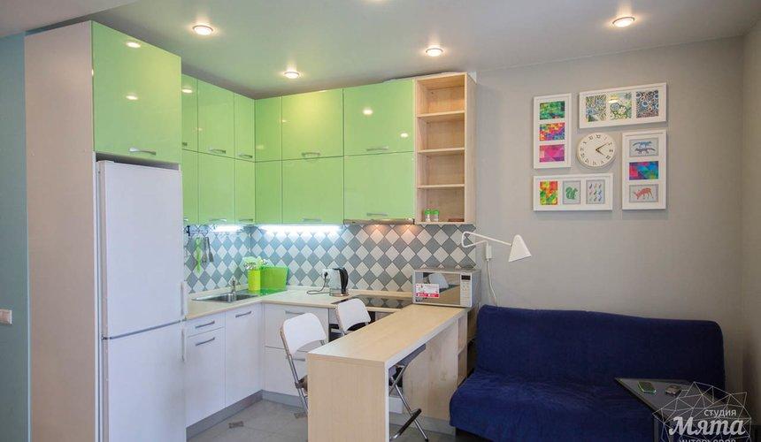 Дизайн интерьера и ремонт однокомнатной квартиры по ул. Хохрякова 43 2