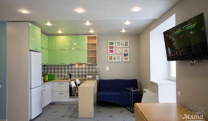 Дизайн интерьера и ремонт однокомнатной квартиры по ул. Хохрякова 43 4