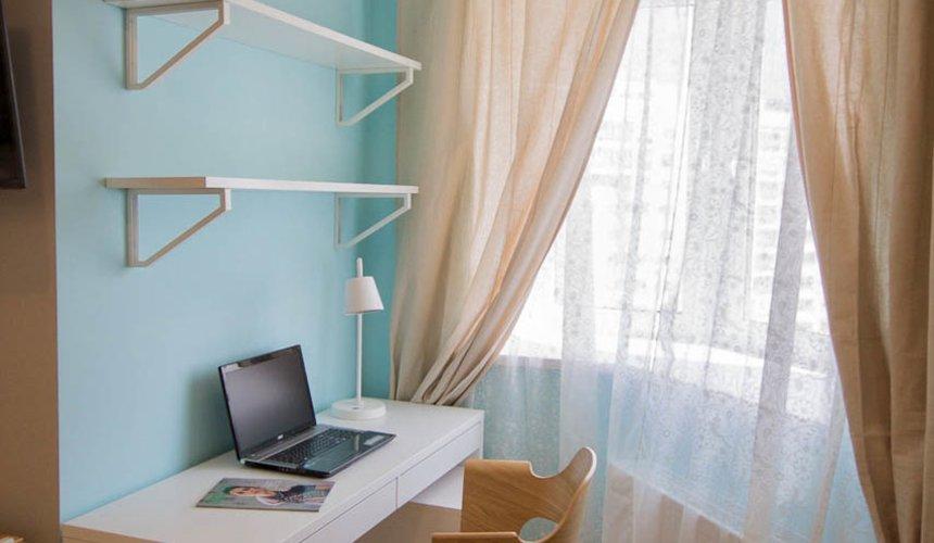 Дизайн интерьера и ремонт однокомнатной квартиры по ул. Хохрякова 43 6
