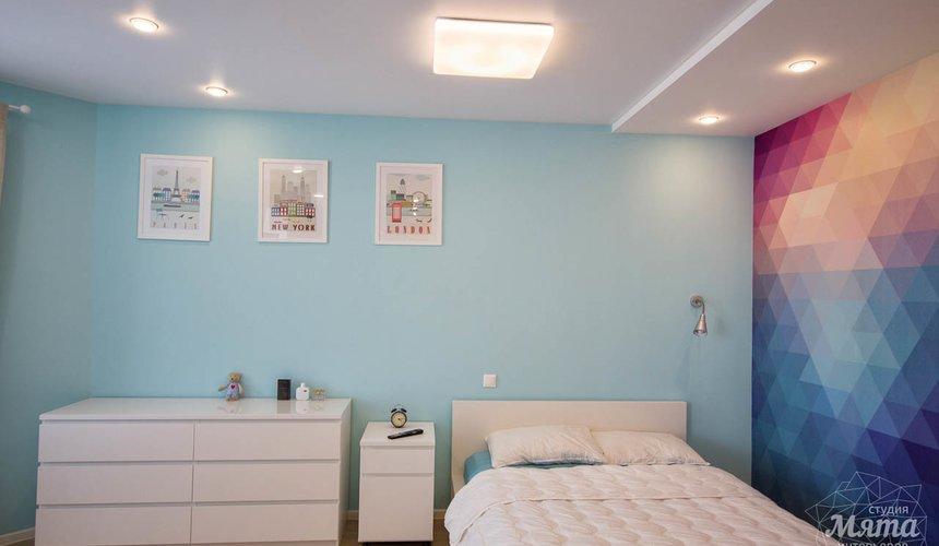 Дизайн интерьера и ремонт однокомнатной квартиры по ул. Хохрякова 43 10