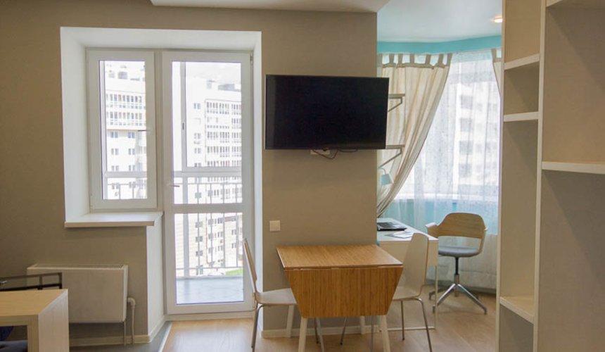 Дизайн интерьера и ремонт однокомнатной квартиры по ул. Хохрякова 43 12