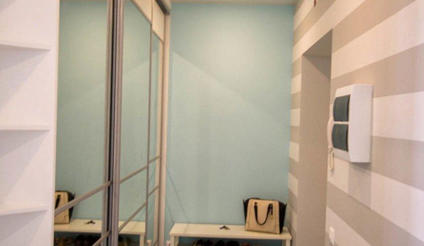 Дизайн интерьера и ремонт однокомнатной квартиры по ул. Сурикова 53а 15