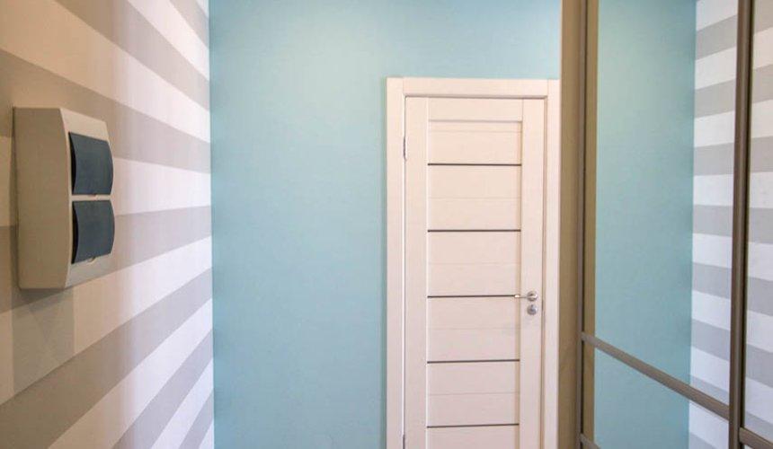 Дизайн интерьера и ремонт однокомнатной квартиры по ул. Хохрякова 43 17