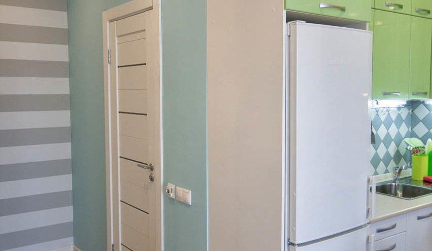 Дизайн интерьера и ремонт однокомнатной квартиры по ул. Сурикова 53а 22