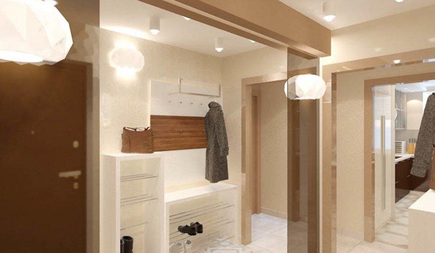 Дизайн интерьера и ремонт однокомнатной квартиры по ул. Бажова 134 25