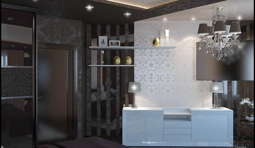 Дизайн интерьера и ремонт трехкомнатной квартиры по ул. 8 Марта 190 28