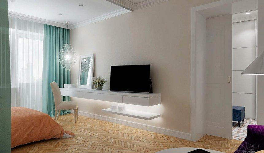 Дизайн интерьера однокомнатной квартиры по ул. Мичурина 231 9