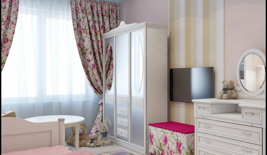 Дизайн интерьера и ремонт трехкомнатной квартиры по ул. 8 Марта 190 35