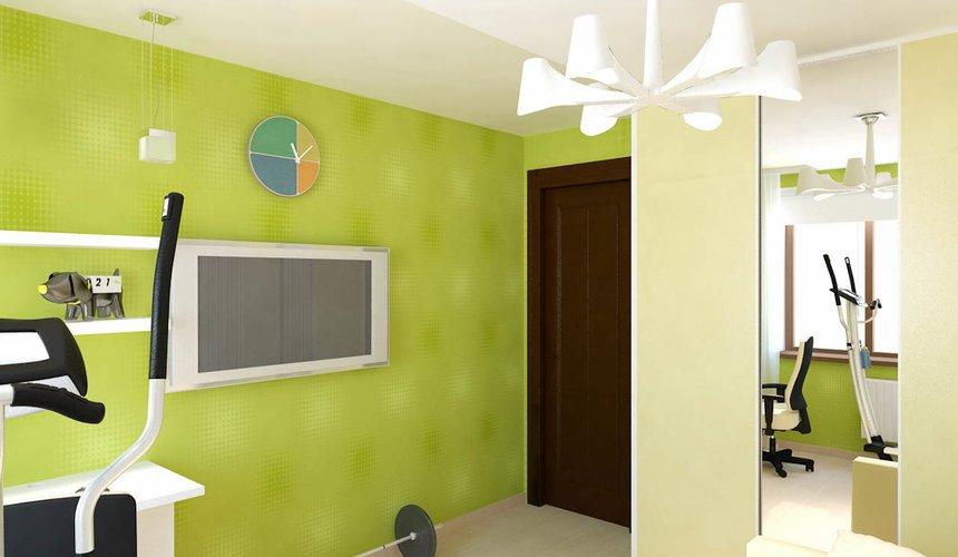Дизайн интерьера двухкомнатной квартиры по ул. Бебеля 156 15