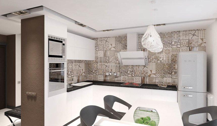 Дизайн интерьера однокомнатной квартиры по ул. Гагарина 27 5