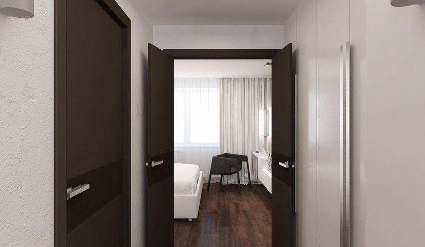 Дизайн интерьера однокомнатной квартиры по ул. Гагарина 27 17