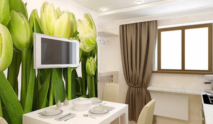 Дизайн интерьера двухкомнатной квартиры по ул. Бебеля 156 8