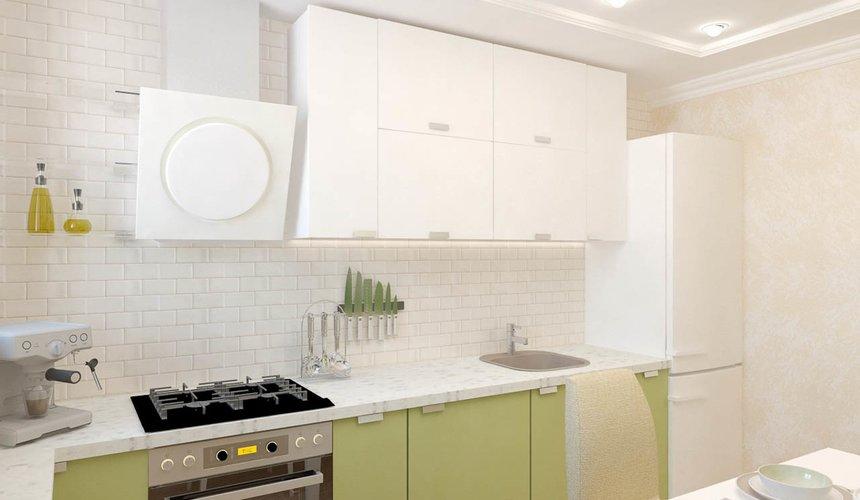 Дизайн интерьера двухкомнатной квартиры по ул. Бебеля 156 9