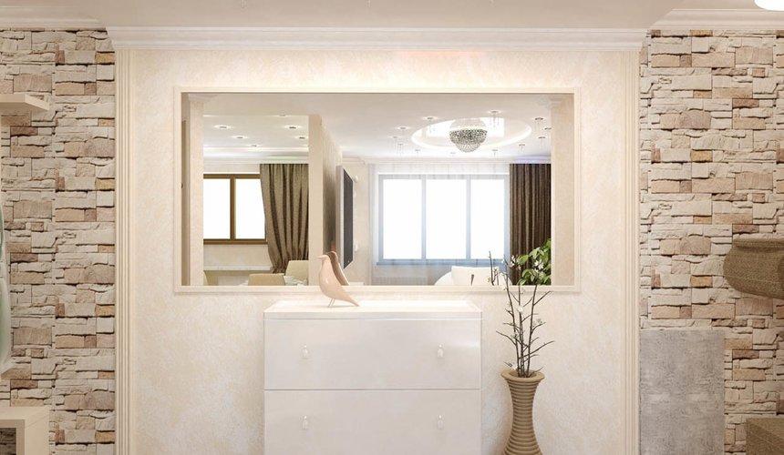 Дизайн интерьера двухкомнатной квартиры по ул. Бебеля 156 12