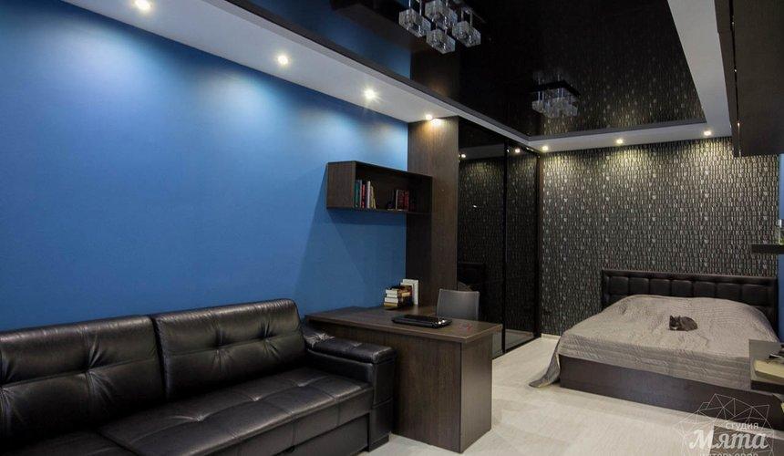 Дизайн интерьера и ремонт однокомнатной квартиры по ул. Комсомольская 45 5